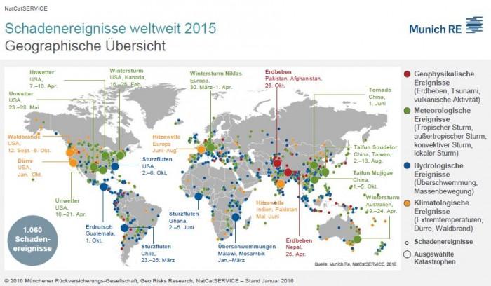 Weltkarte_Naturkatastrophen2015_Munich_Re