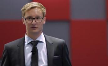 Sebastiaan Bongers, Leiter des Bereichs Automotive Solutions bei Swiss Re, rät Kfz-Versicherern in der Telematik aktiv zu werden