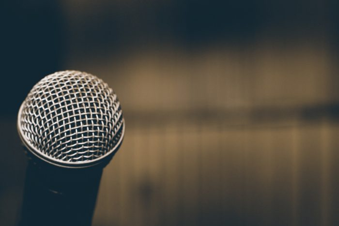 Podcast O-Ton Mikrofon Microphone