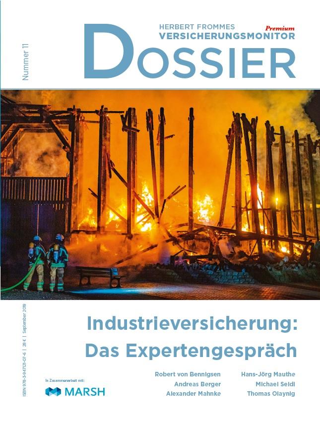Dossier 11: Industrieversicherung: Das Expertengespräch