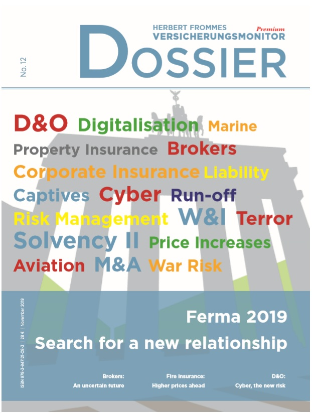 Dossier 12: Ferma 2019: Search for a new relationship