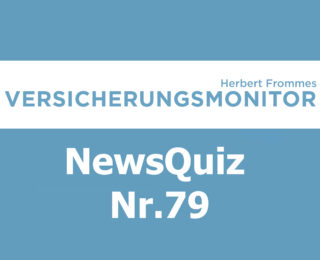 VM NewsQuiz Nr.79 Insurance Quiz