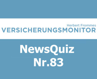 VM NewsQuiz Nr.83 Insurance Quiz