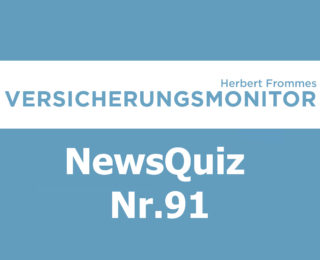 VM NewsQuiz Nr.91 Insurance Quiz