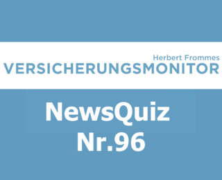 VM NewsQuiz Nr.96 Insurance Quiz
