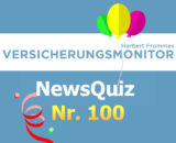VM NewsQuiz Nr. 100 Insurance Quiz