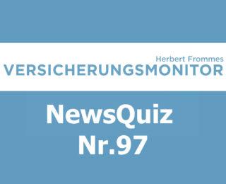 VM NewsQuiz Nr.97 Insurance Quiz
