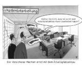 cartoon_lohrmann_Arbeitsplatzabbau_premium