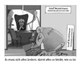 Alles muss sich ändern cartoon_lohrmann_beutelmann2_premium