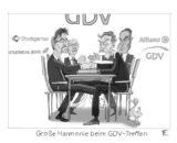 Große Harmonie cartoon_lohrmann_gdv2_premium
