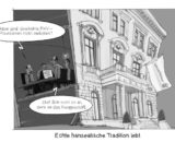 cartoon_lohrmann_Hanse_Merkur_premium