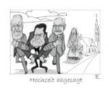 Cartoon_lohrmann_Hochzeit_premium