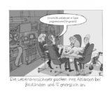 Altlasten der Versicherer cartoon_lohrmann_job1a_premium