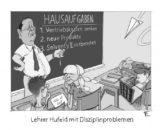 Hufeld cartoon_lohrmann_lehrer3_premium