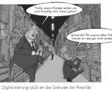 cartoon_lohrmann_Digitalisierung-stößt-an-ihre-Grenzen-premium
