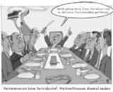 cartoon_lohrmann_Weihnachtsessen-für-den-Vertrieb-premium