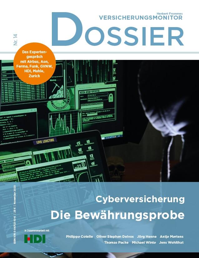 Dossier 14: Cyberversicherung: Die Bewährungsprobe