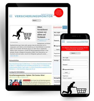 Versicherungsmonitor App