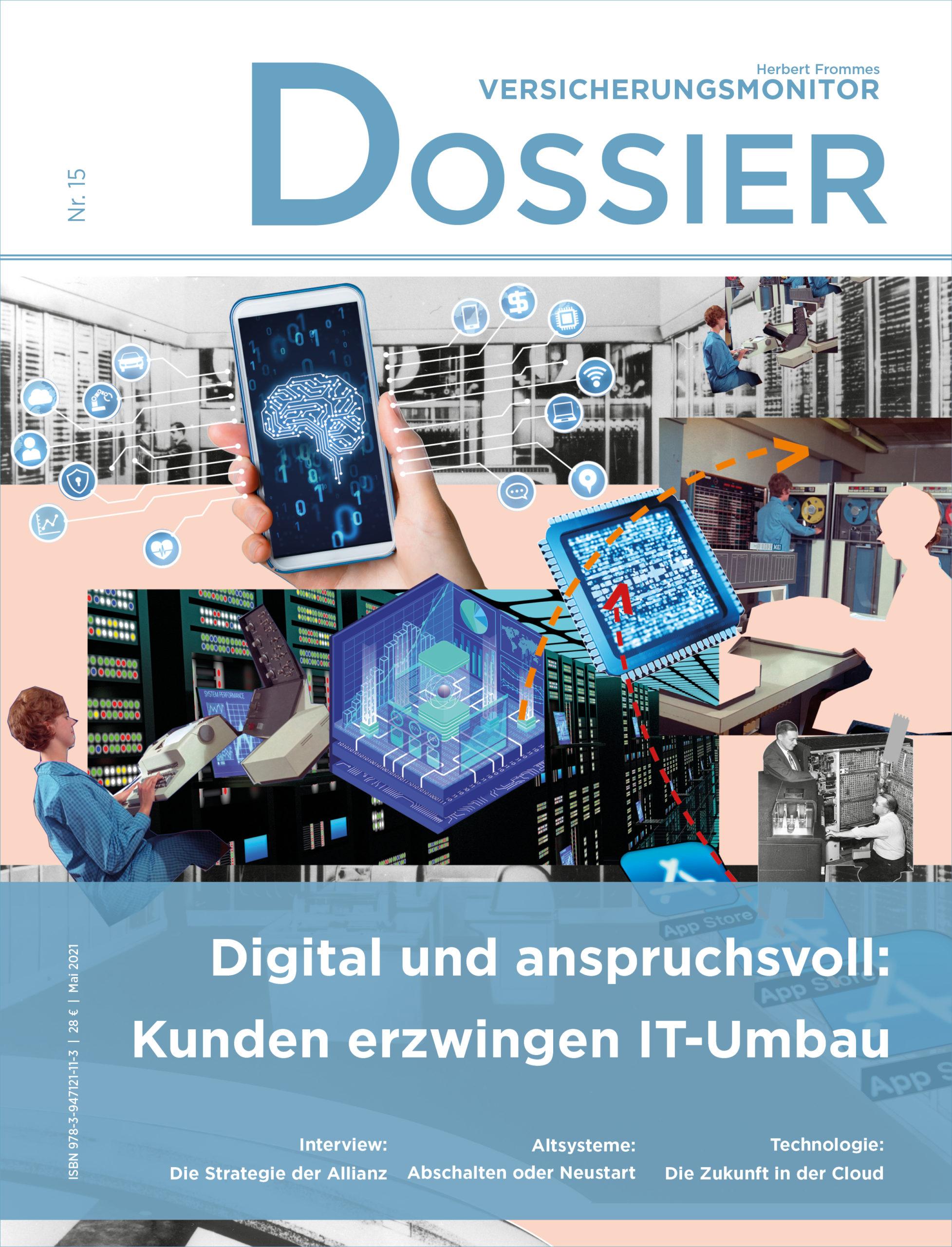 Dossier 15: IT Umbau
