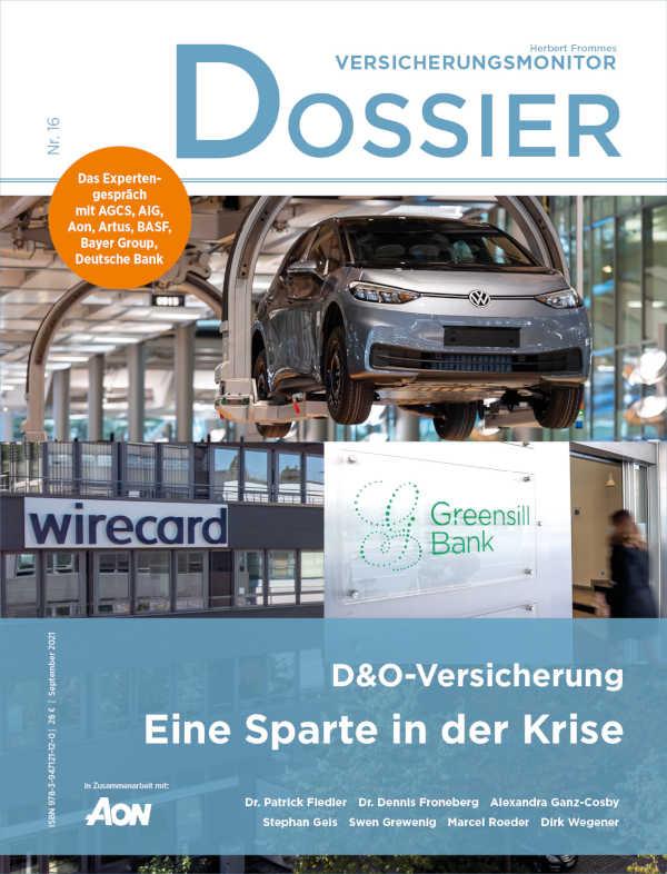 Dossier 16: D&O-Versicherung: Eine Sparte in der Krise